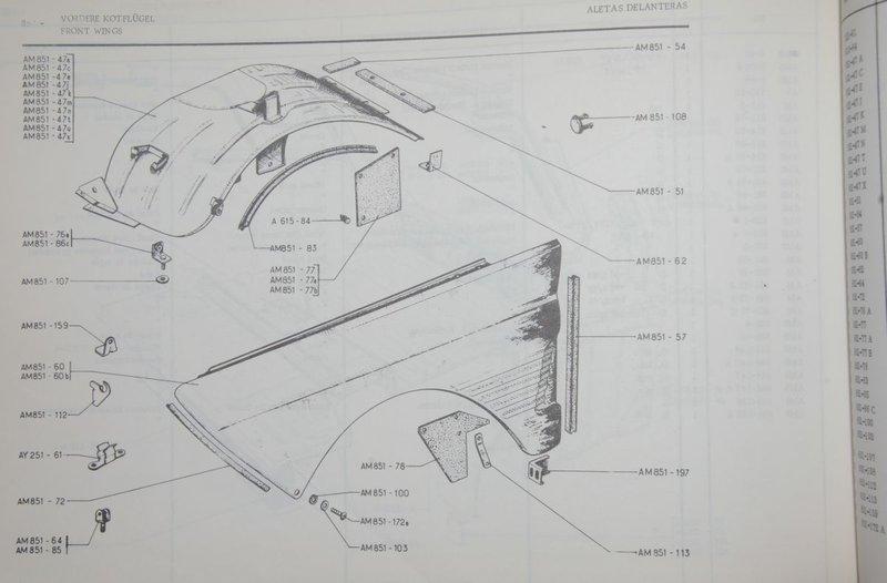citroen spare parts catalogue n 486 xt ami 6 1961 69 and 2cv ak350 franz sische klassiker. Black Bedroom Furniture Sets. Home Design Ideas