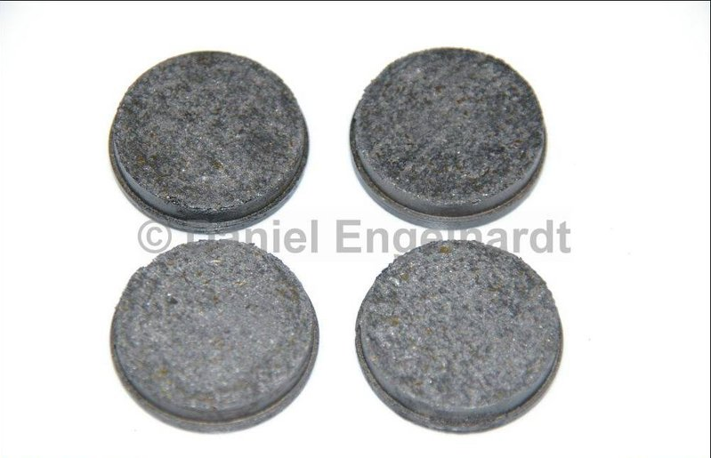 plaquettes de frein main kit pour frein disques 2cv et ami 8 qualit de marque. Black Bedroom Furniture Sets. Home Design Ideas