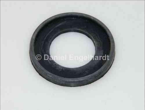 Joint caoutchouc noir pour poignée de porte intérieure, Ami 6