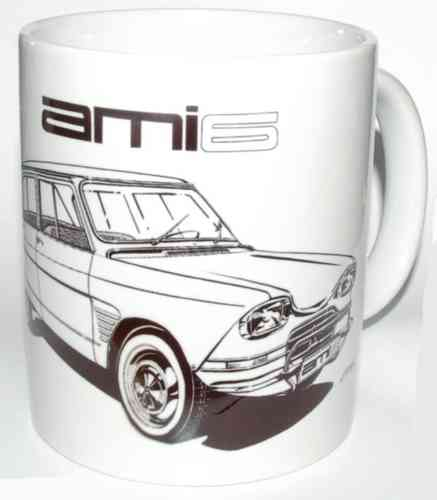 Tasse Citroen Ami 6 berline