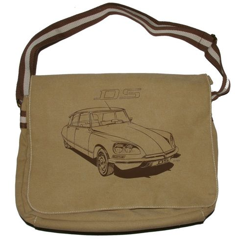 Shoulder bag large, Citroen DS