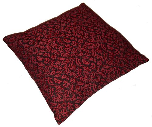 Pillow ilex leave red Citroen Ami 6